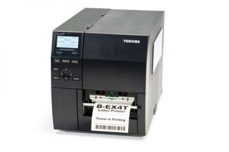 Toshiba Etikettendrucker - B-EX4 Serie