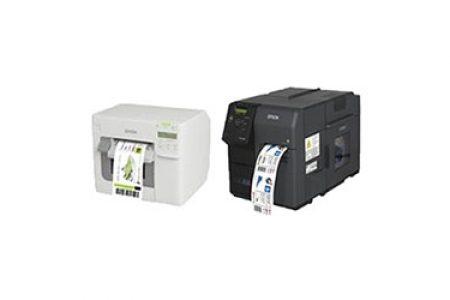EPSON Farbetikettendrucker