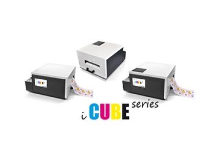 iCUBE Farbetikettendrucker